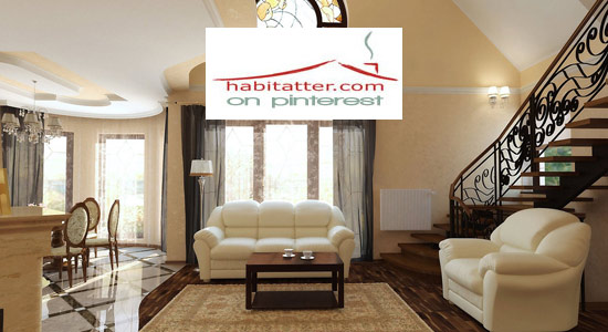 Habitatter.com Pinterest