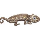 Chaz Chameleon Doorbell – Bronze