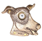 Susie Dog Doorbell – Bronze