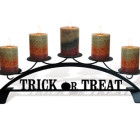 Halloween – Table Top Pillar Candle Holder
