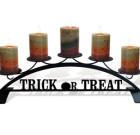 Halloween – Table Top Pillar Candle Holder