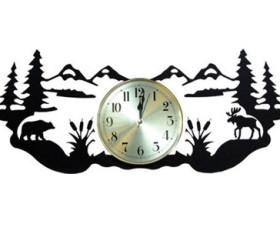 Adirondack – Wall Clock