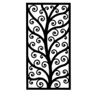 Solid Wrought Iron Wall Art Style 202