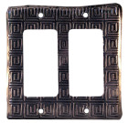 Crosby & Taylor Scooby Solid Pewter Switch Plate