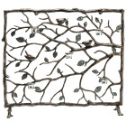 Bird & Branch Firescreen Screen – Aluminum