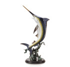 Magnificent Marlin Sculpture