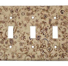 Good Night Irene Neo-Fossil – Brown Switch Plate