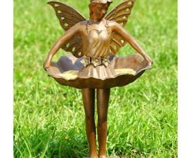 Fairy Ballerina Bird Feeder